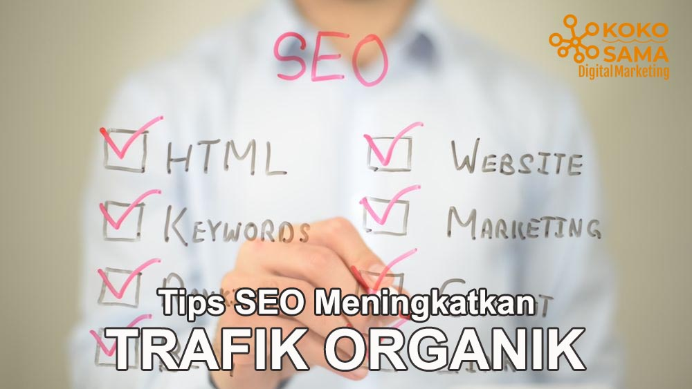 Tips SEO organik